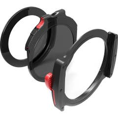 Haida M10 Kit Set inc. M10 Holder, 58mm Lens Adaptor Ring & Drop in CPL Filter is easy to and fast to use
