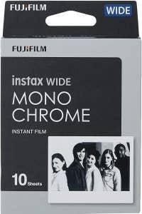 Fujifilm instax WIDE Monochrome Film 10 Pack