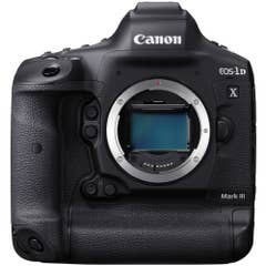 Canon EOS 1DX Mark III  with 512GB CFexpress Card & Reader
