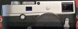 Leica M-P Type 240 Silver (Ex Display)