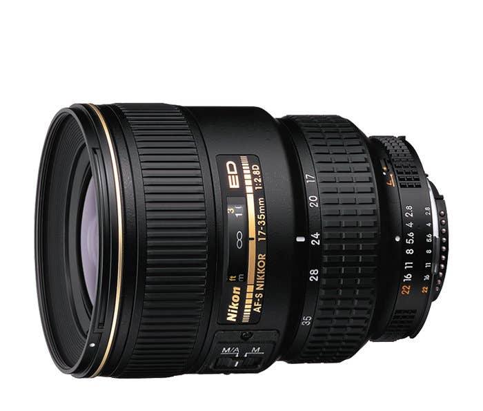 Nikon AF-S 17-35mm f2.8D IF ED Lens