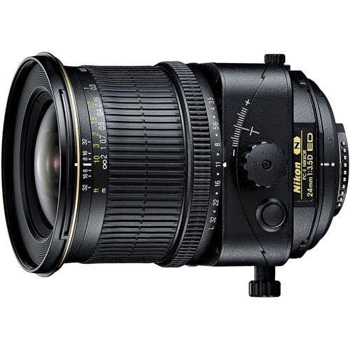 Nikon PC-E Micro NIKKOR 24mm f/3.5 ED Lens ( JAA631DA )