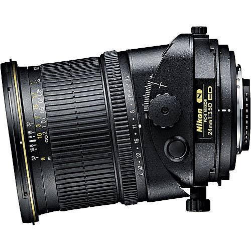 Nikon PCE 24/3.5D LENS