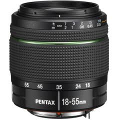 Pentax SMC DA 18-55mm AL WR Digital Camera Lens  (21880)