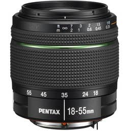 Pentax SMC DA 18-55mm AL WR Digital Camera Lens  (21880)