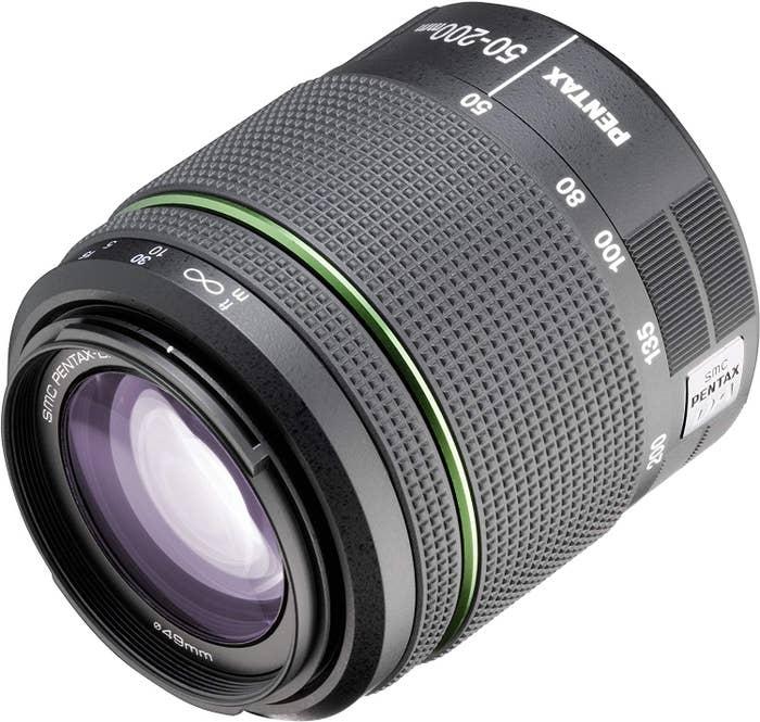 Pentax SMC DA 50-200mm f/4-5.6 ED WR Camera Lens (21870)
