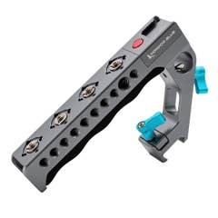 Kondor Blue Remote Trigger Top Handle for Camera Cages - Space Gray