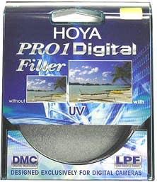 Hoya 62mm UV (O) Pro1D DMC Filter