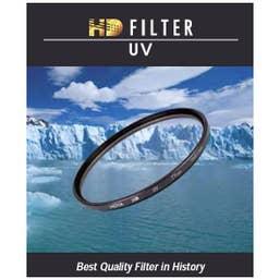 Hoya 72mm UV (O) HD Filter