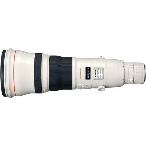 Canon EF 800mm f/5.6L IS USM L-Series lens  (EF80056LIS)