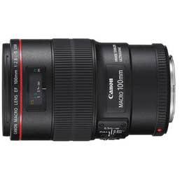 Canon EF 100mm F2.8L Hybrid IS USM Macro Lens (EF10028LIS)