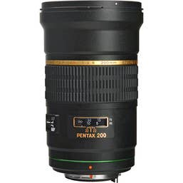 Pentax-DA* 200mm F/2.8 ED IF SDM lens (21700)