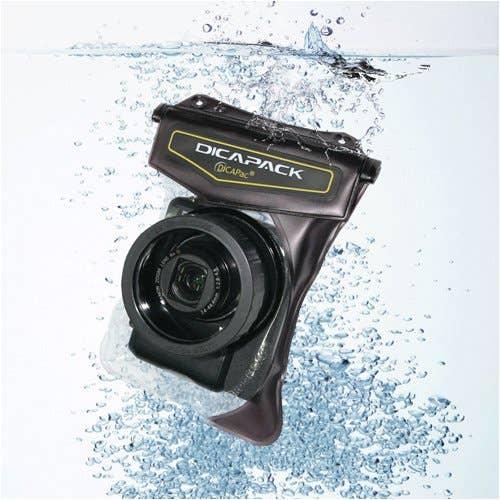 DiCAPac WP-610 Waterproof Underwater Case    (GAWP610)