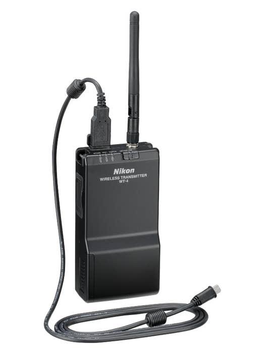 Nikon WT-4 Wireless File Transmitter
