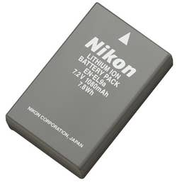 Nikon EN-EL9a Rechargeable Li-ion Battery