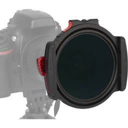 Haida M10 Kit Set inc. M10 Holder, 77mm Lens Adaptor Ring & Drop in CPL Filter is easy to and fast to use