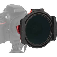 Haida M10 Kit Set inc. M10 Holder, 72mm Lens Adaptor Ring & Drop in CPL Filter is easy to and fast to use