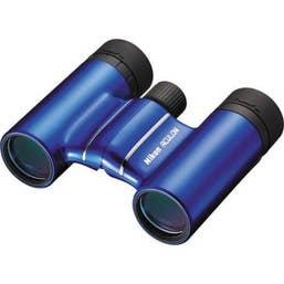 Nikon 8x21 Aculon T01 Binocular - Blue ( BAA803SB )