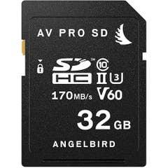ANGELBird AV PRO SD 32GB V60