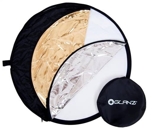 Glanz 5 in 1 Reflector - 80cm     (ST 5IN1R80)