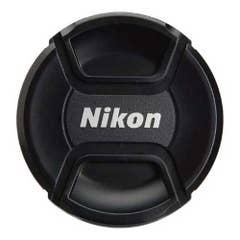 Nikon LC-62 Lens Cap Snap On 62mm