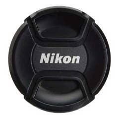 Nikon LC-77 Lens Cap Snap On 77mm