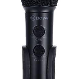 BOYA BY-HM2 Cardioid Handheld Microphone