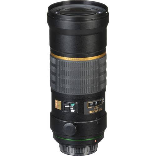 Pentax DA* 300mm F/4 EDIF SDM Lens (21760)