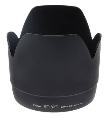 Canon ET83II 77mm Lens Hood for Canon EF 70-200 f2.8L