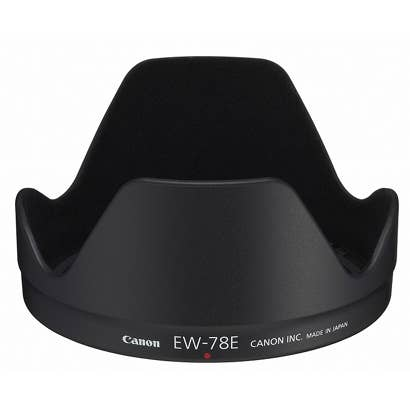 Canon EW78E 72mm Lens Hood for Canon EF-S 15-85mm IS