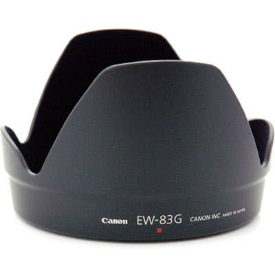 Canon EW-83G 77mm Lens Hood for Canon EF 28-300 L IS