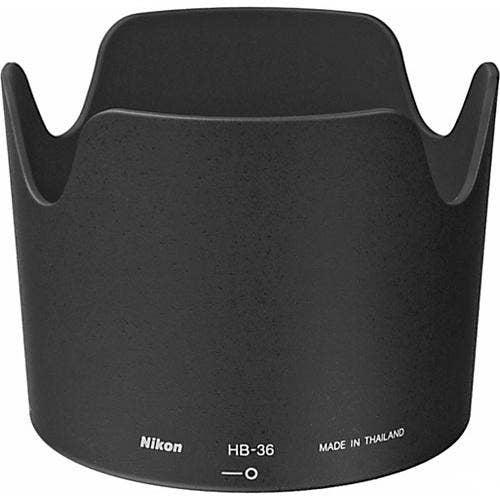 Nikon 67mm Bayonet Lens Hood HB-36 for Nikon AF-S VR 70-300 f4-5.6G