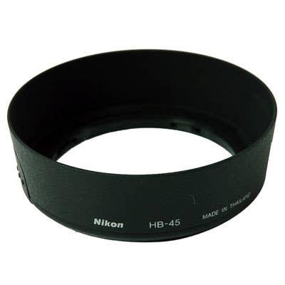 Nikon HB-45 Bayonet Lens Hood for Nikon 18-55mm Mk I lens