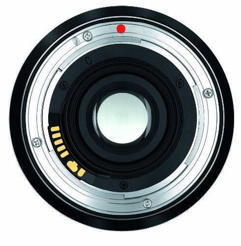 Carl Zeiss Distagon T 21mm f2.8 ZE Lens  - Canon Mount