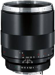 Zeiss Makro-Planar T* 100mm f2.0 ZF.2 Lens - Nikon Mount