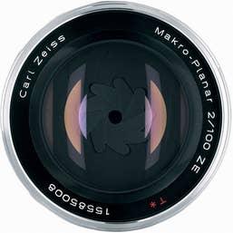 Zeiss Makro-Planar T* 100mm f2.0 ZE Lens - Canon Mount