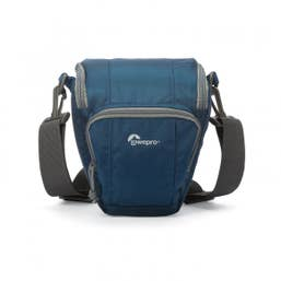 Lowepro Toploader Zoom 45 AW II Camera Bag - Galaxy Blue   (680834)
