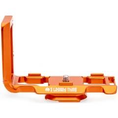 3 Legged Thing-ZAYLA L Bracket PEAK DESIGN&ARCA-Copper-For Nikon Z50