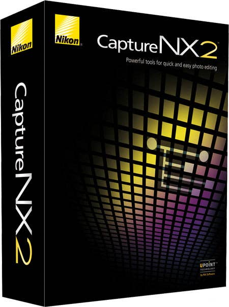 Nikon NX2 Capture Software