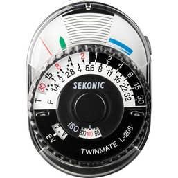 Sekonic Twinmate L-208 Light Meter   (10-L208)