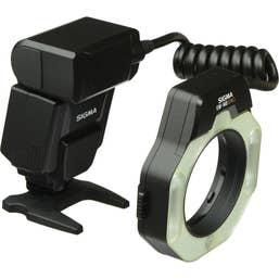 Sigma Flash Macro EM-140 DG NA-ITTL for Nikon