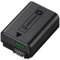 Sony NP-FW50 W Series battery for Sony Alpha Mirrorless cameras
