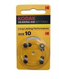 Kodak Battery K13ZA 4PK