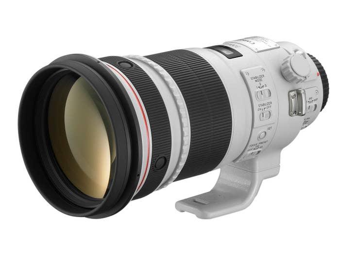 Canon EF 300mm f/2.8L IS II USM Lens