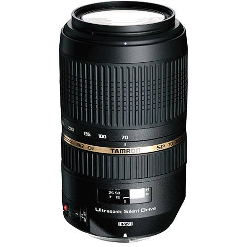 Tamron SP 70-300mm f4-5.6 Di VC USD Lens - Canon Mount