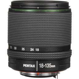PENTAX smc DA 18-135mm F/3.5-5.6 ED AL IF DC WR Lens (21977)