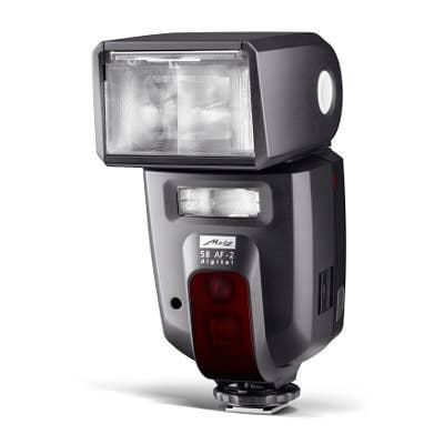 Metz Mecablitz 58AF-2 Digital Flash - Canon