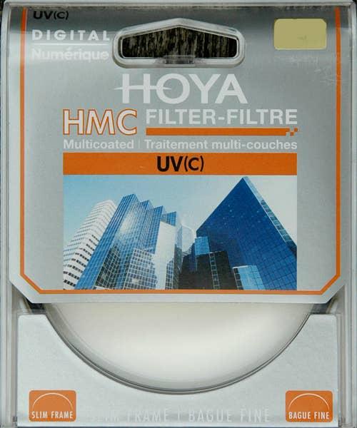 Hoya Ultra Violet HMC Standard Filter - UV 58mm
