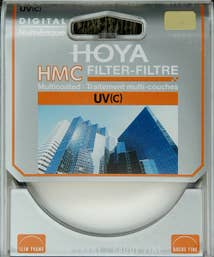 Hoya Ultra Violet HMC Standard Filter - UV 62mm