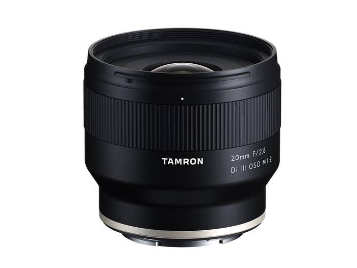 Tamron 20mm F/2.8 Di III OSD M1:2 Lens FE Mount
